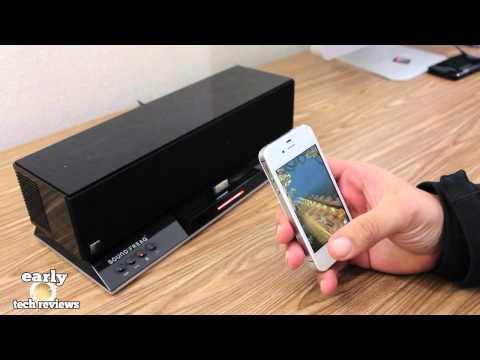 SOUND FREAQ – SFQ-02 Sound Step Bluetooth Wireless Audio System Review/Sound Demo