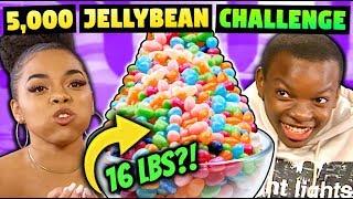 5,000 JELLYBEAN CHALLENGE (16 LBS!)