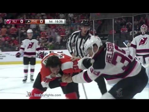 Colin McDonald vs. Seth Helgeson