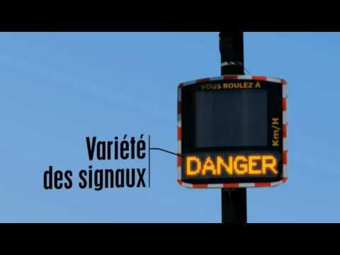 Radar routier pédagogique Signals