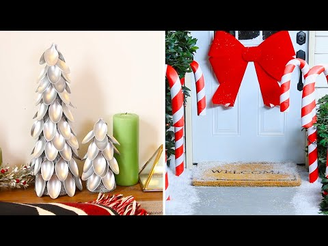 15 Ways To Spice Up Your Holiday Home Decorations