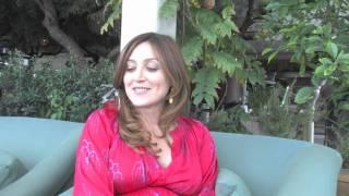 Sasha Alexander répond aux questions de ses fans - P4 (2010)