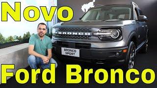 Ford Bronco Sport - Todos os detalhes