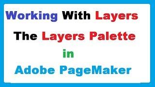 adobe pagemaker uses