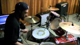 Box Car Racer - My first punk song (Drums)
