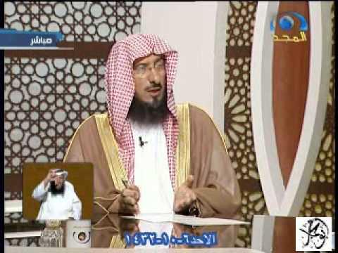 برنامج الجواب الكافي الاحد 6-10-1432 الشيخ سليمان الماجد