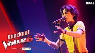 ไม้หมอน - บันไดสีแดง - Knock Out - The Voice Thailand 6 - 7 Jan 2018
