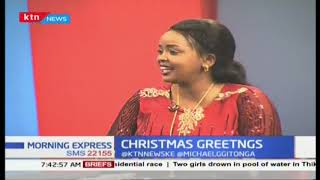 What Christmas means with Rev Lucy Natasha | #ChristmasDay