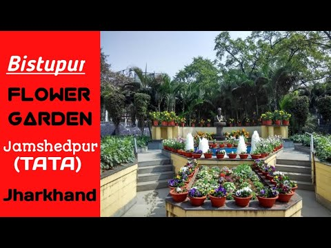 Bistupur Flower Garden Jamshedpur Jharkhand🌺🌻🌼🌵🌴🍀☘️🍁🌹🥀