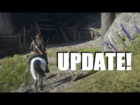 Secret Hidden Message FOUND and New DLC Update in Red Dead Redemption 2!