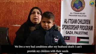 AL-I'TISAM CHILDREN SPONSORSHIP PROGRAM GAZA 2017