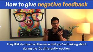 Lead from Anywhere 013 - How to give negative feedback!