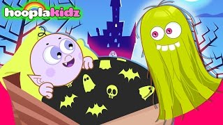Kids Halloween Song | Rock A Bye Baby Nursery Rhyme | Happy Halloween