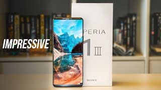 Sony Xperia 1 III - This Deserves Your Attention