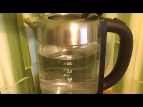 Как очистить чайник от накипи - лимонная кислота