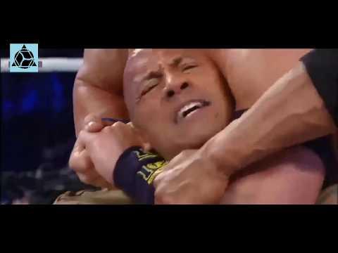 wwe wrestlemania 29 The Roc vs John Cena 29 April 7, 2013