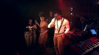 "Gwen & Tiana - ""Ominira"" (Live)"