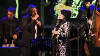 Official Video - Yasmin Levy & Yiannis Kotsiras - Una Noche Mas - Israel Festival - 28.5.11