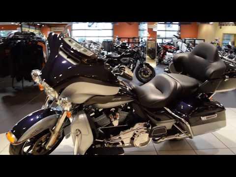 2019 Harley-Davidson FLHTK Electra Glide Ultra Limited
