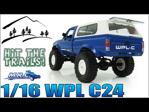 WPL C24 review video!