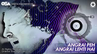 Angrai Peh Angrai Lehti Hai | Nusrat Fateh Ali   - YouTube