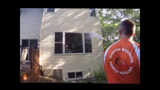 K.O.D.A Home Services Pressure Washing (low siding & peaks)