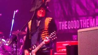Adam Ant - Car Trouble - Bedford Corn Exchange 10th Sept 2011