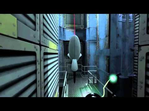 Portal 2 полное прохождение на русском(720p+aac 128k)