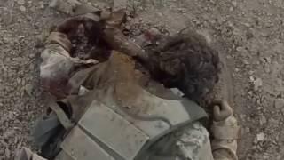 ONE SHOT ONE KILL Sniper kills Taliban fighters