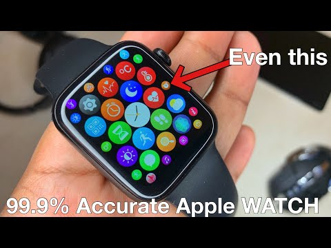 New apple clone is here! 2020 the best Apple Watch iwo w46 unboxing and review
