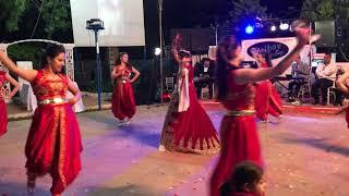 Sema Gelinin Kına Dansı Kareografisi - Vay Benim Halime