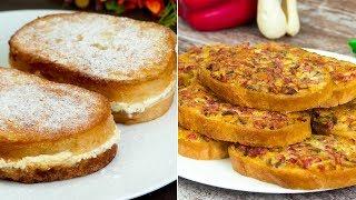 Хорошего дня! Быстрые, вкусные, простые в приготовлении и питательные завтраки. | Appetitno.TV