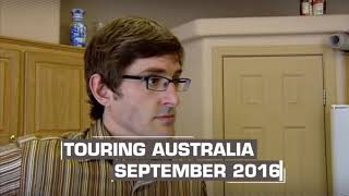 Louis Theroux Live TVC