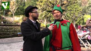 preview picture of video 'Natale a Chianciano Terme 2014'