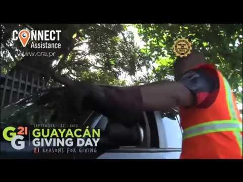 Guayacán Giving Day presenta Antonio Ortiz de Connect Assistance y su razón para dar