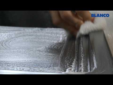 Keramikspüle reinigen: Tipps zur Reinigung & Pflege einer BLANCO Küchenspüle aus Keramik