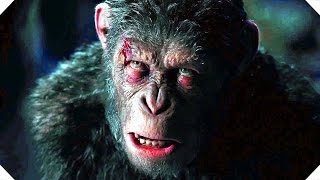 WAR FOR THE PLANET OF THE APES Trailer # 2 (2017)