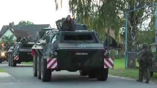 preview picture of video 'UK Exercise Manöver Neptunes Eagle 2008. Bundeswehr & British Army M3 Kriegsbrücke über die Weser'