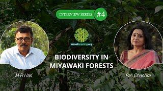 Predator & Prey balance in Miyawaki Forests