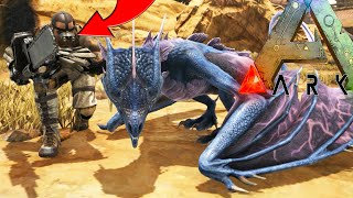 ARK: Scorched Earth - NIGHT VISION HUNTING, ELECTRIC WYVERN HATCHING #9 (Scorched Earth Gameplay)