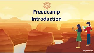 Vídeo de Freedcamp