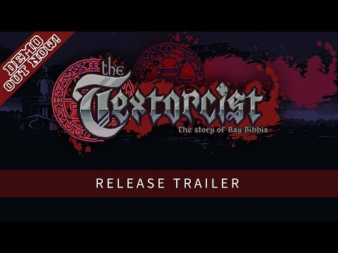 The Textorcist - Release Trailer thumbnail