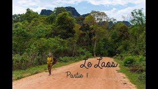 Laos | De Luang Prabang à Kong Lor