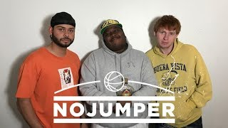 [Podcast] No Jumper w/ Injury Reserve