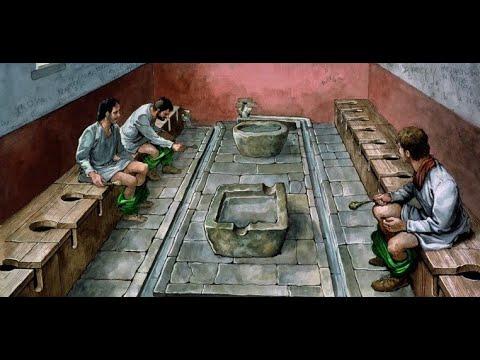 A incrível história dos banheiros