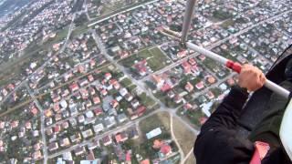 preview picture of video 'GOPRO Lot motolotnia Biała Podlaska 2012'