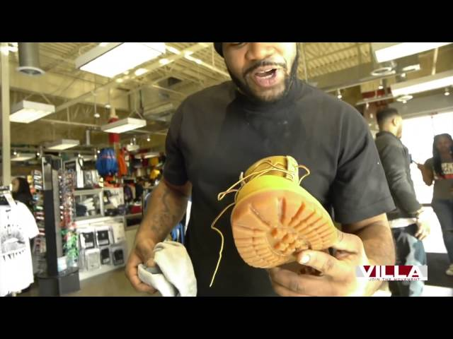 Видео Ботинки Timberland зимние