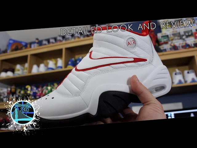 official photos 10e47 f7ed0 Nike Air Shake Ndestrukt Retro   Detailed Look and Review 08 05 39,389