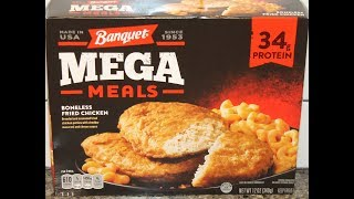 Banquet Mega Meals Review Free Video Search Site Findclip