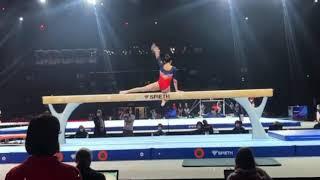 Larisa Iordache - BB PT - 2021 European Championships